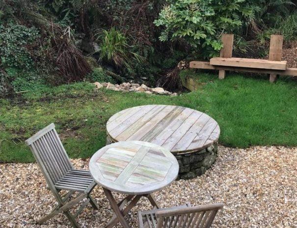 The Bothy Garden Jan 2021