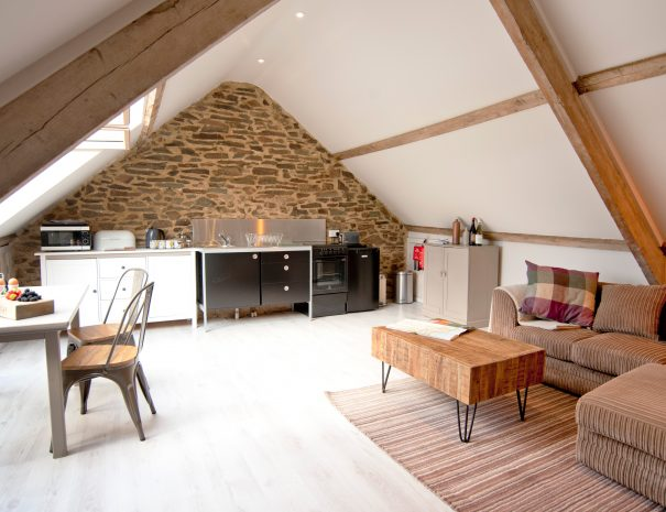 The Roundhouse - Heale Farm Holiday Cottages , Exmoor, Devon