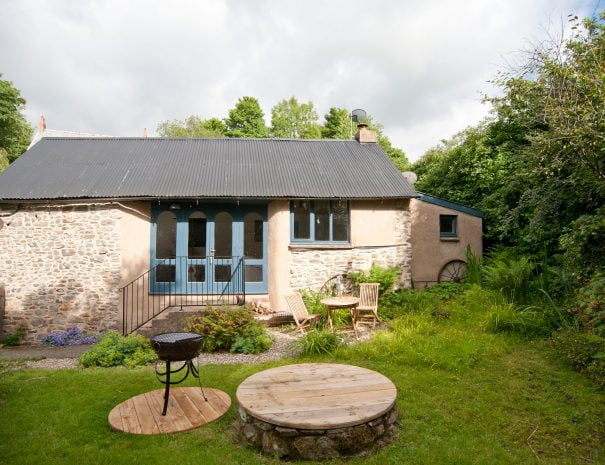 The Bothy - Heale Farm Holiday Cottages , Exmoor, Devon