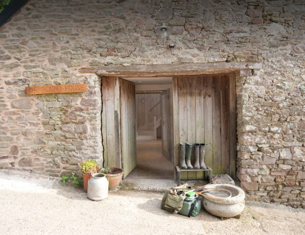 The Round House - Heale Farm Holiday Cottages , Exmoor, Devon